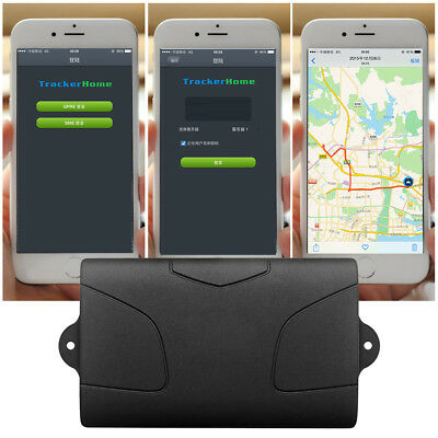 Strong Magnet GPS GSM Car Real Time Tracking System Device Vehicle Tracker TK104