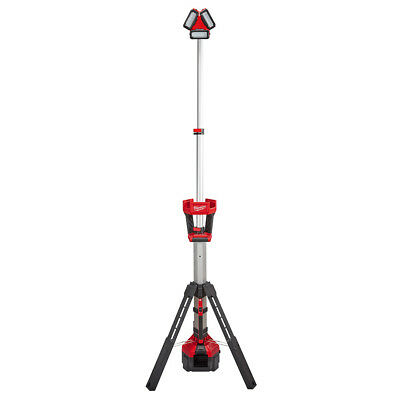 Milwaukee 2135-21HD M18 ROCKETLED Tower Light Kit with Charger and 9.0 Battery