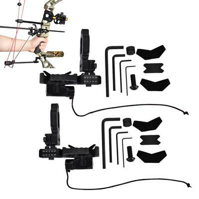 Hunting Launcher Archery Arrow Rest Left Right Hand For Compound Bow Shooting CO
