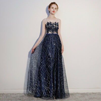 New Summer Bridal gown lady's woman evening dress Party Dresses Bridesmaid dress