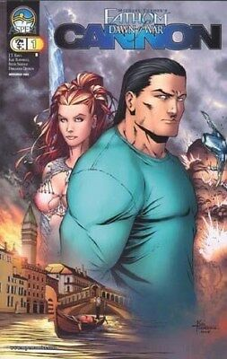 Fathom - Dawn of War: Cannon Special (2004) One-Shot (Cover B Variant)