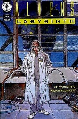 Aliens - Labyrinth (1993) #1 of 4