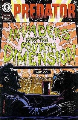 Predator - Invaders from the Fourth Dimension (1994) One-Shot