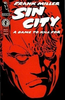 Sin City - A Dame to Kill For (1993-1994) #6 of 6