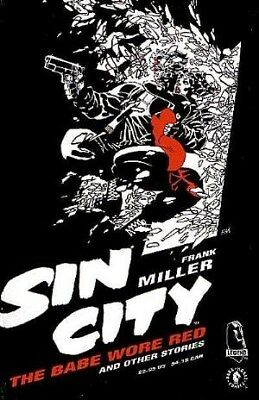 Sin City - Babe Wore Red & Other Stories (1994) One-Shot