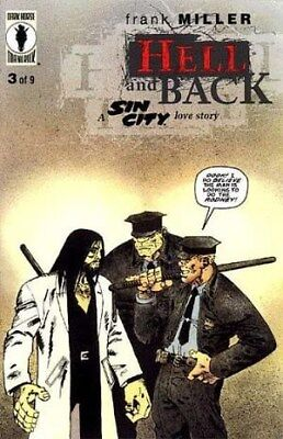 Sin City - Hell & Back (1999-2000) #3 of 9