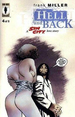Sin City - Hell & Back (1999-2000) #4 of 9