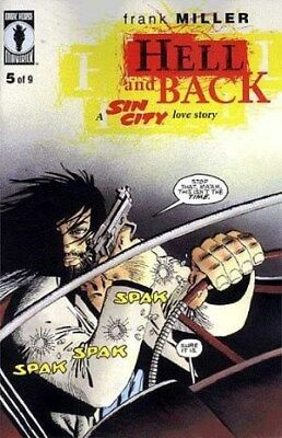 Sin City - Hell & Back (1999-2000) #5 of 9