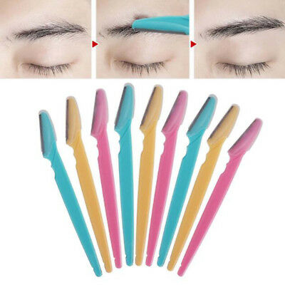 Practical Eyebrow Razor Trimmer Shaper Shaver Facial Safety Hair Remover Beauty