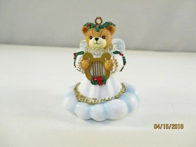 1987 Lucy Rigg & Me ANGEL ON A CLOUD Christmas Ornament