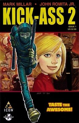 Kick-Ass 2 (2010-2012) #1 of 7