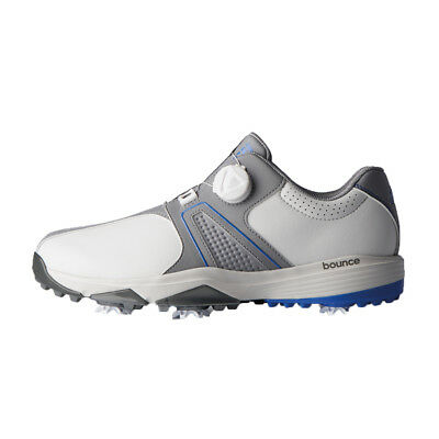 new product 95bf1 15584 Adidas 2018 360 Traxion BOA Mens Golf Shoes - GreyBlue - Pick Size!