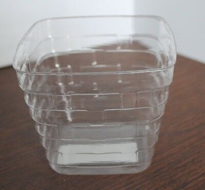 Longaberger PLASTIC  PROTECTOR Teaspoon Basket NEW 43311