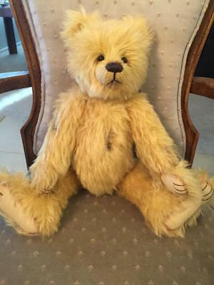 Dolls & Bears Artist Charlie Bears Mothball 2016 Isabelle Mohair Collection Free Us Ship