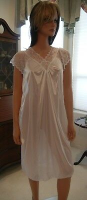 Soft Silky Sheer Nightgown Nightdress Nightwear For Women 2xx Large