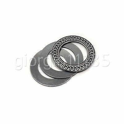 NMD AXK1528 Thrust Needle Roller Bearing with Two Washers 15 X 28 X 2 mm A52