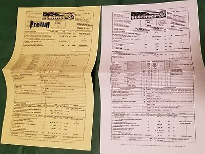 JUSTIFIED TIM OLYPHANT CALL SHEETS Season 5 Shot All to Hell Whistle Graveyard