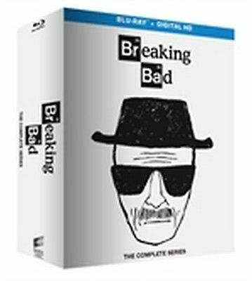 Blue Ray Breaking Bad The Complete Series - (Box n° 16 Discs) White Edition