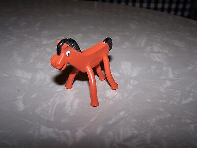 "Gumby's Horse Pokey ~ Bendable ~ 2-1/2"" ~ Prema Toy"