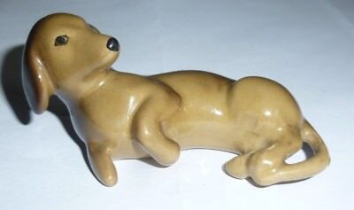 W R Midwinter Ltd Dachshund figurine 3.5cm high excellent condition
