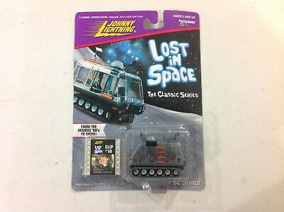 Johnny Lightning Lost In Space, The Chariot, FREE Shipping!