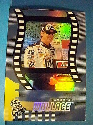 2000 Rusty Wallace  Press Pass  Showman Non Die-Cut
