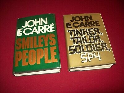 Tinker, Tailor, Soldier, Spy by John Le Carre (1974) 1st Edition Hardcover +