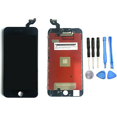 For iPhone 6s Screen Touch Replacement Black LCD Display Digitizer Assembly OEM