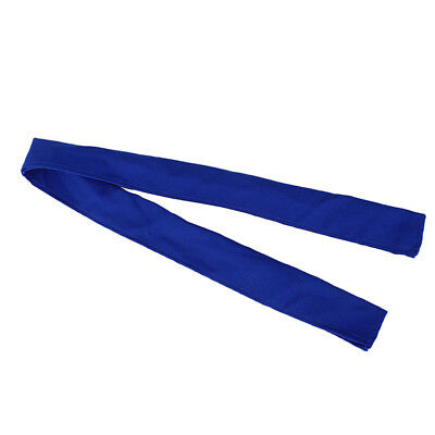 Chef Neck Scarf Neckerchief Sweat Towel for Restaurant Waiter Cooker Blue