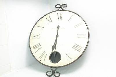 Howard Miller 625 310 Magdalen Wall Clock Time Antique Dial Battery