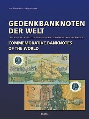 Gedenkbanknoten der Welt Commem. Banknotes of the World