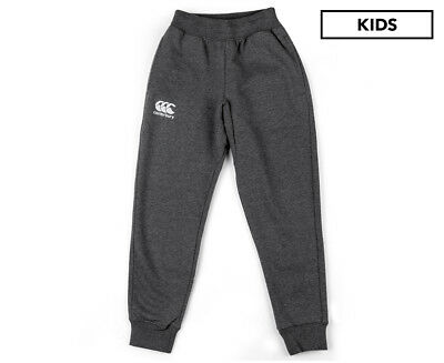 Canterbury Boys' Tapered Cuffed Pant - Graphite