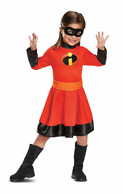 Classic Violet CHILD Costume The Incredibles 2 Girls Toddler