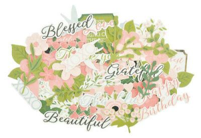 *A&B* KAISERCRAFT Scrapbooking Collectables - Full Bloom - CT939