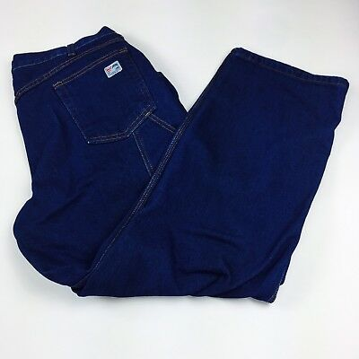 6f321abf0f1e Tyndale Fr Flame Resistant Arc Rated Denim Men s Work Jeans Size 42x29
