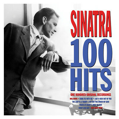 Frank Sinatra 100 HITS Best Of 100 Essential Songs COLLECTION New Sealed 4 CD