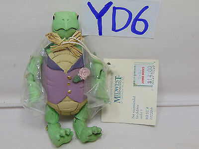 Midwest Of Cannon Falls Imports Figure 1994 Turtle My Secret Garden