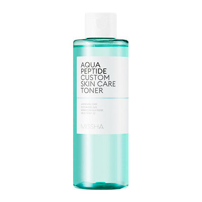 [MISSHA] Aqua Peptide Custom Skin Care Toner 200ml