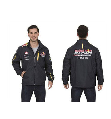 Red Bull Racing Australia Mens Team Jacket Sizes S & 3Xl Only
