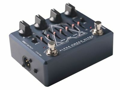 Darkglass Alpha Omega Ultra FX Pedal