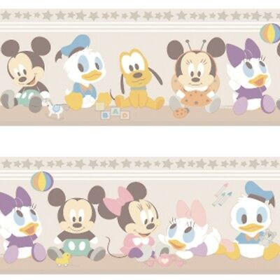Galerie-Official-Disney-Baby-Deco-Childrens-Nursery-Wallpaper Border-MK3500-3