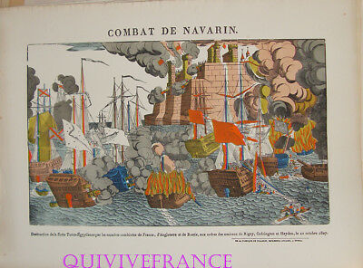 Combat de Navarin (1842) (French Edition)
