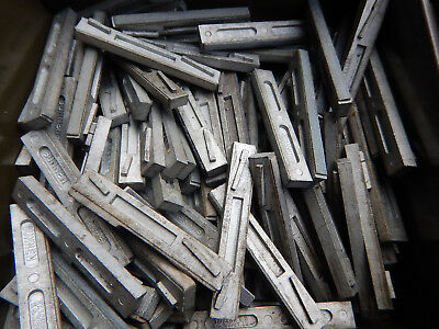Pile Of Used Sunnen Hone Stone Holders Machinist Tooling Lot 16