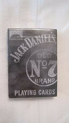 Jack Daniel's playing cards.  Unopened box.