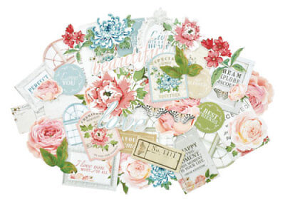 *A&B* KAISERCRAFT Scrapbooking Collectables - Rose Avenue - CT892
