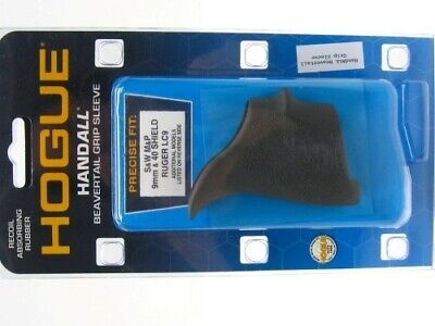Hogue 18401 OD Green Handall Beavertail Grip Sleeve For S&W M&P Shield Ruger LC9