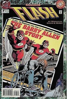 The Flash Annual No.7 / 1994 Elseworlds