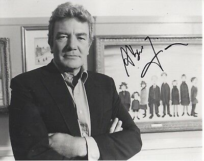 ALBERT FINNEY 'THE BROWNING VERSION' HAND SIGNED AUTOGRAPHED 8x10 PHOTO