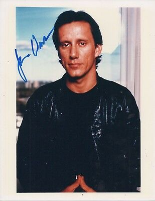 JAMES WOODS 'CASINO' HAND SIGNED AUTOGRAPHED 8x10 PHOTO