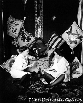 New Orleans 1910-1915 Fine Art Los Angeles Bellocq Photo of Storyville prostitutes Room #13